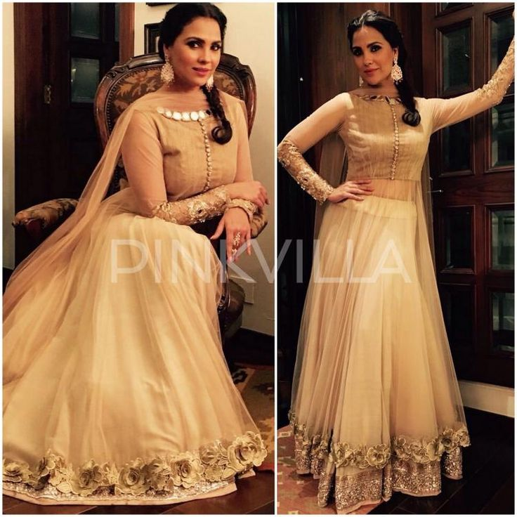 Yay or Nay : Lara Dutta in Manish Malhotra | PINKVILLA