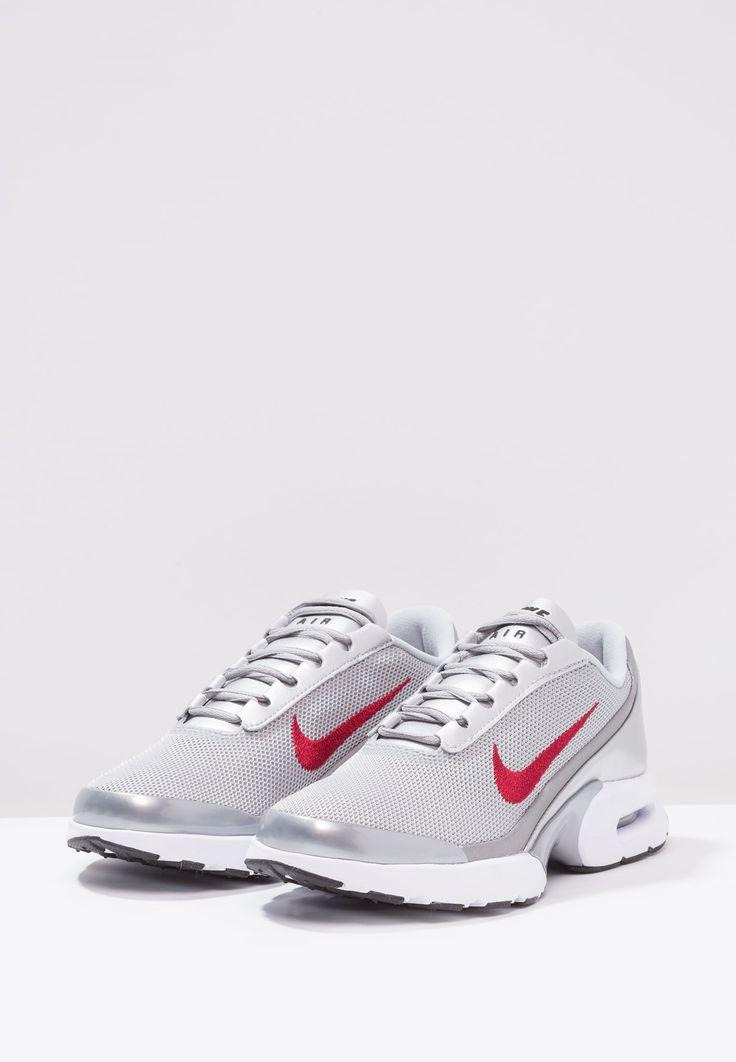 quality design 5bbc2 35bda ... norway nike sportswear air max jewell qs baskets basses metallic silver  varsity red 36e89 2c978