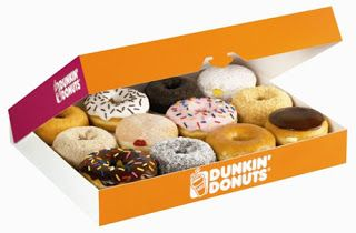 Dunkin Donuts ... Omg those look absolutely freakin delicious!!