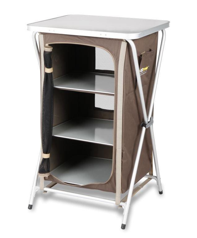 3 Shelf Deluxe Cupboard