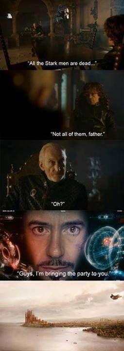L'ultimo Stark