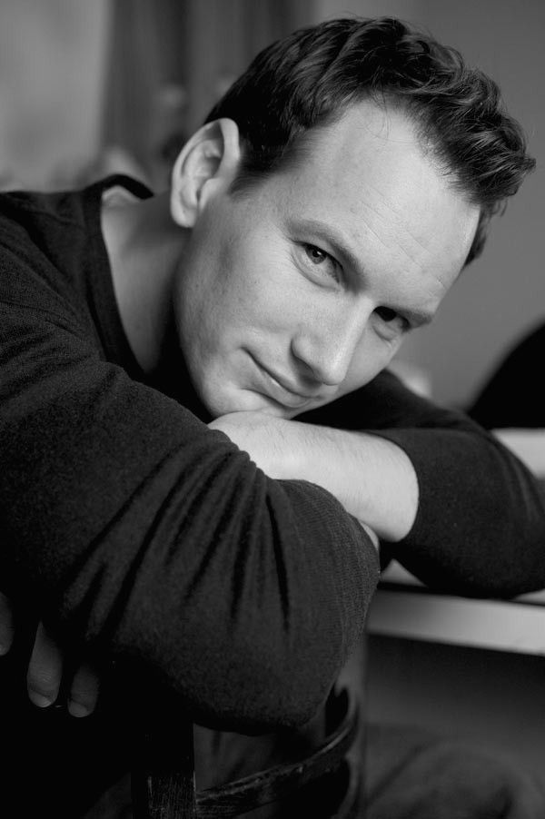 Patrick Wilson {oh that Wilson guy... ❤︎ I'm falling so hard for him}