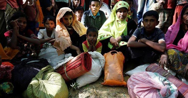 Pejabat PBB Tuduh Myanmar Lakukan Pembersihan Etnis Muslim Rohingya