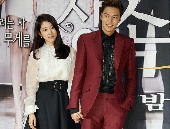 When you will come back again, miss you so much #Parkshinhye #Leeminho #theheirs
