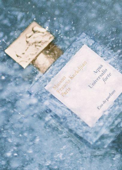 Aqua Universalis  ~ Francis Kurkdjian. Bergamot,Egyptian Jasmin, Moroccan Roses, Musky Wood for summer time I love it