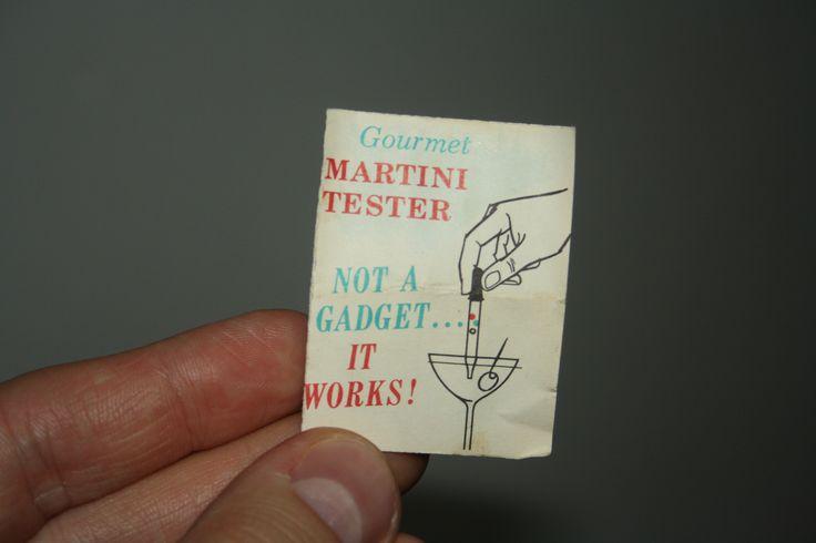 Martini Tester 2