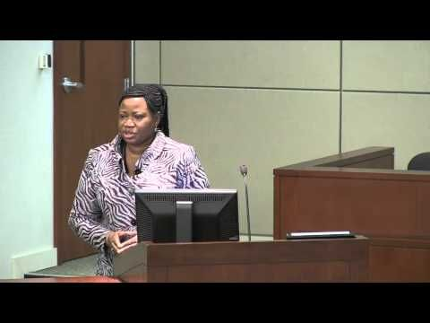 The Role of the Solicitor General (Session 1) - 15 April 2011 - YouTube