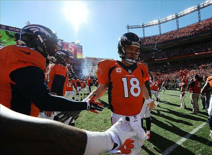 Peyton Manning drinking game