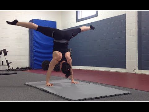 gymnastics conditioning and strength training  youtube