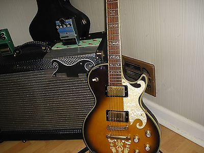 1975 Ibanez Custom Agent 2405 Electric Guitar VERY RARE and Too Cool!