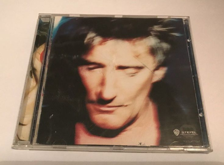 Only £1.67!! Rod Stewart - When We Were the New Boys CD (1998) Fast Free Postage #Rock