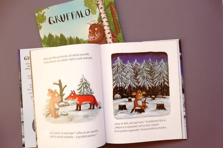 Vstupte s námi do černého lesa, odhalte, kdo tam žije, a prožijte neuvěřitelné. Čtivý, veršovaný, moderní, vtipný a místy snad i trošičku strašidelný příběh.#kniha #pohadka #gruffalo #deti