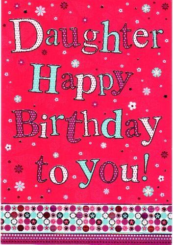 Happy  birthday daughter!!