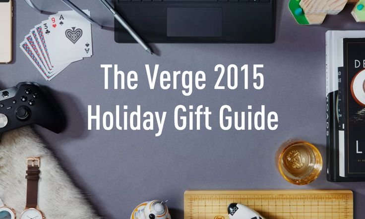 The best gadgets and gear on The Verge 2015 Holiday Gift Guide http://www.theverge.com/a/holiday-gift-ideas-2015/gadgets-and-gear?utm_medium=social&utm_source=pinterest