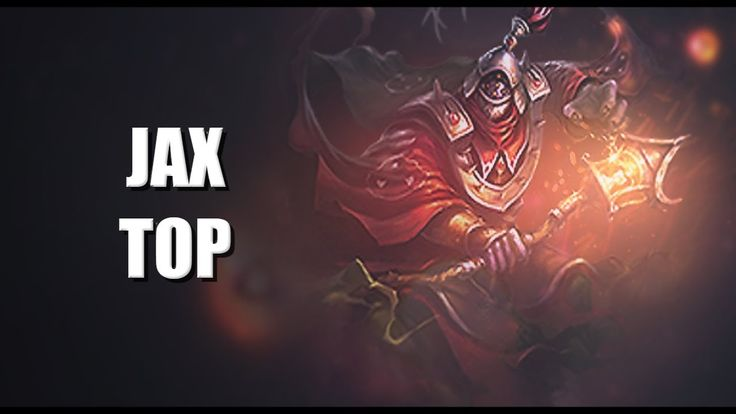 THE CHAMP IS BACK (Jax Top) [League of Legends] https://youtu.be/X79pk6yViyQ #games #LeagueOfLegends #esports #lol #riot #Worlds #gaming