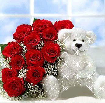 Meer pins voor je bord rode rozen