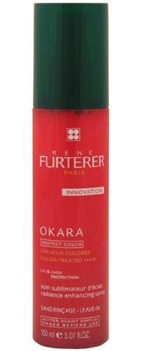I can't live without my Rene Furterer Okara UV & Color Protection Spray For Color-Treated Hair (5.07 oz.)