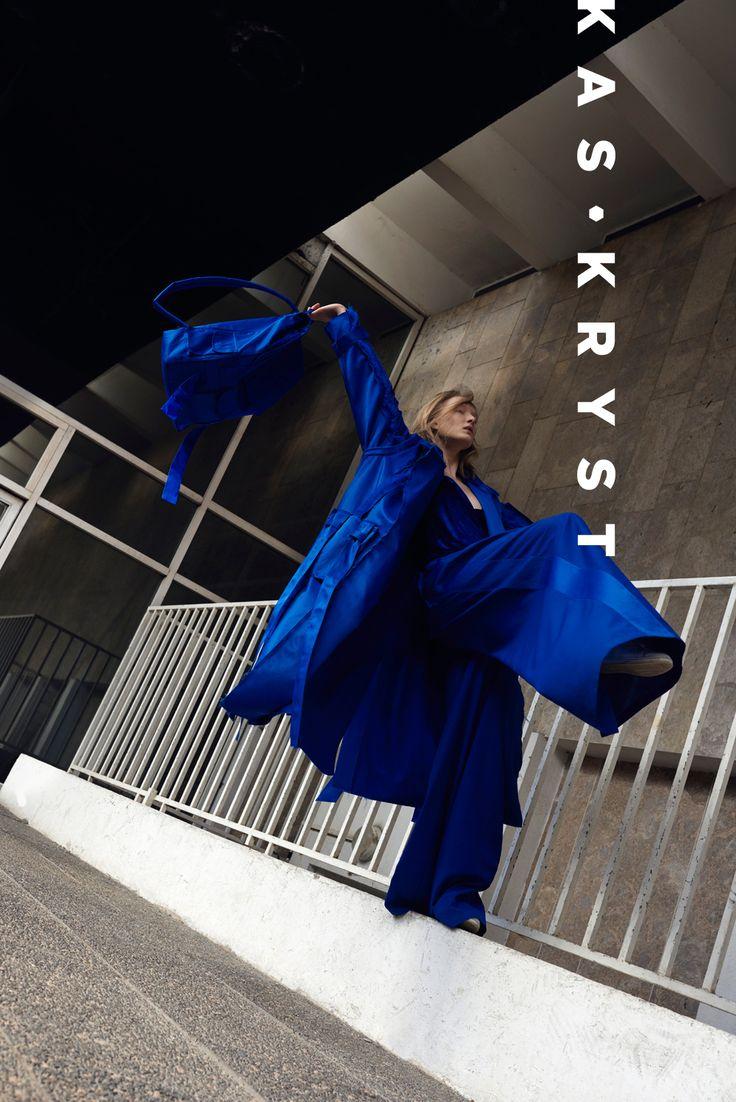 KAS KRYST  SPRING/SUMMER 2017 Campaign by Daniel Jaroszek  Maja Salamon Official / D'VISION Otto Sot / MAKATA STUDIO Magdalena Baran Retouch Podziękowania dla MOKO 61 Buty: Fashion PR