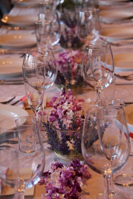ÅMUND är den perfekta platsen för en bröllopsfest eller en annan festlig högtid. Bland fruktträd, vinstockar och blommande rosenrabatter spirar romantiken.
