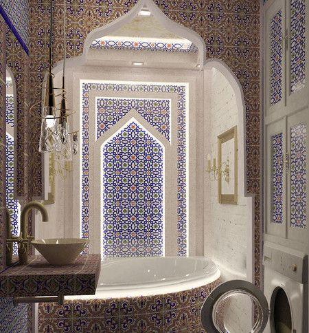 ванная в стиле восток: 22 тыс изображений найдено в Яндекс.Картинках