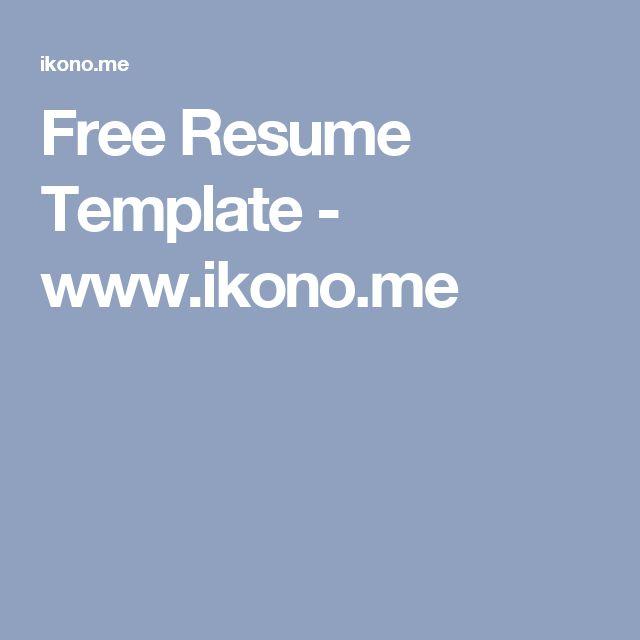 Ponad 25 najlepszych pomysłów na Pintereście na temat Free - indesign resume templates