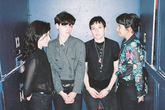 Band Profile: Savages  All girl post punk resurrects London alt-underground  http://www.modernfix.com/music/band-profile-savages/