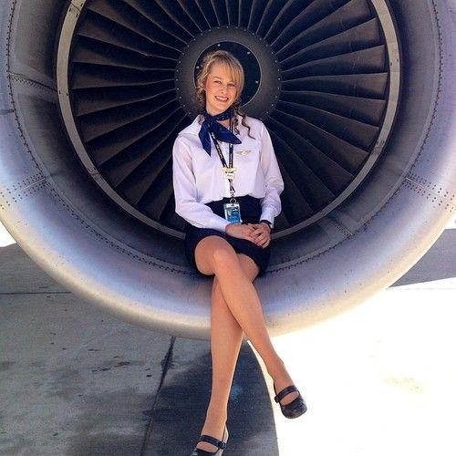 free naked girls on airplane
