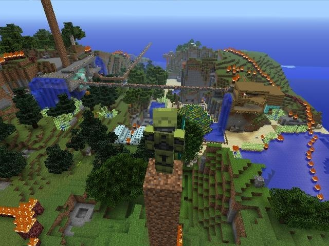 89 best Minecraft! images on Pinterest Minecraft, Minecraft - copy flat world survival map download