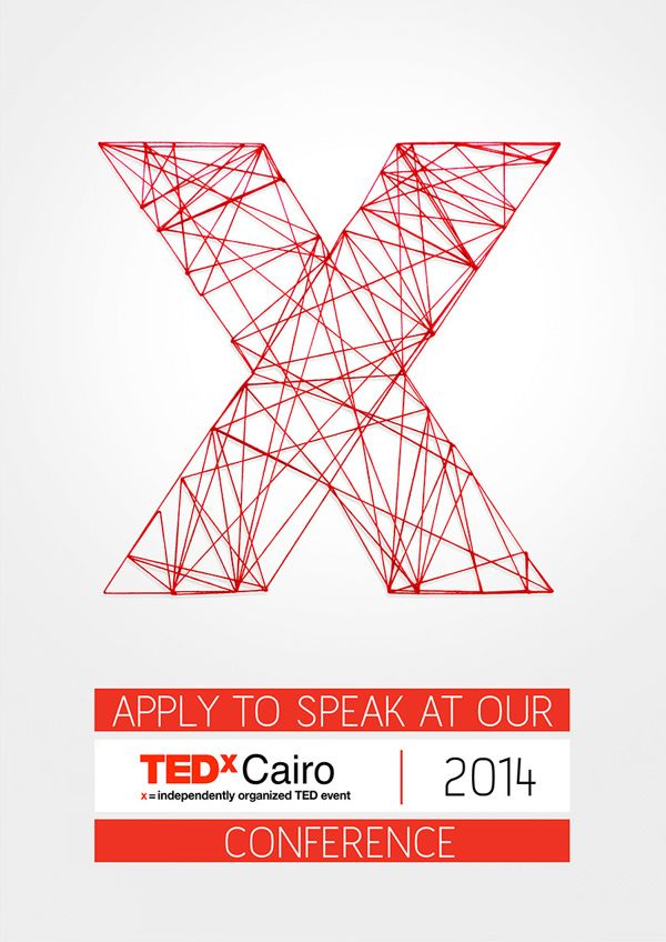 TEDxCairo | 2014 on Behance