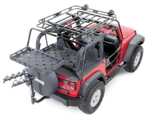 HighRock 4x4™ Lower Cargo Rack