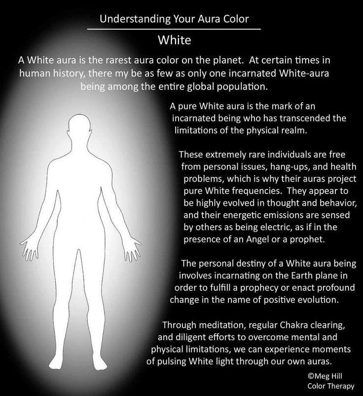 White aura