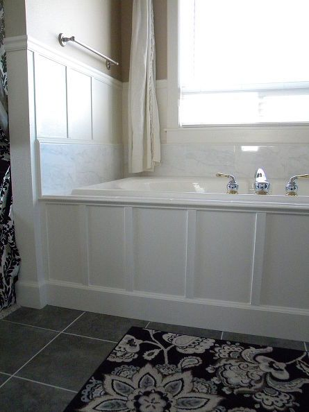 Hometalk :: We Updated Our 90's Bathtub in One Weekend With Less Than $200.