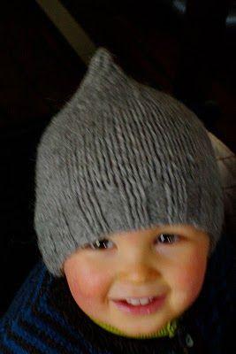 Tuto petit bonnet - tricot