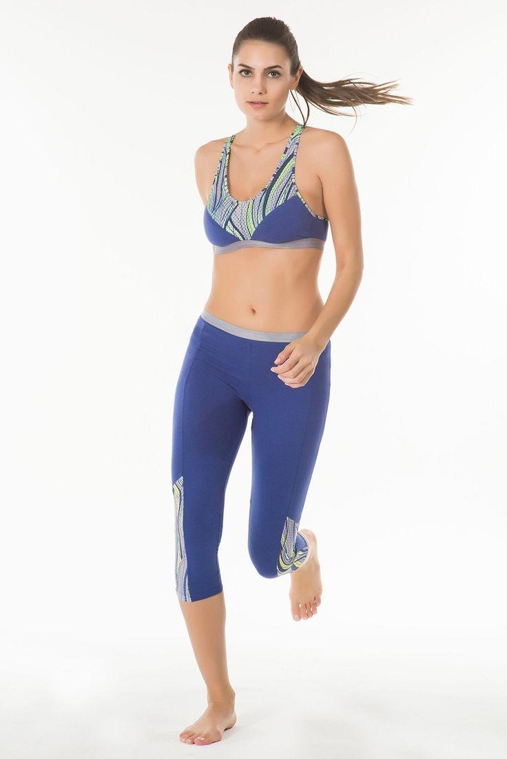 Kom Fresh Kapri 51TY65021 #CasualOutfits #Fashion #Kom #Sporcu #SporGiyim #Gym #Sportlife #Spor #Fitness #FitnessGiyim #Pilates #Sport #YeniSezon #KomFitCollection