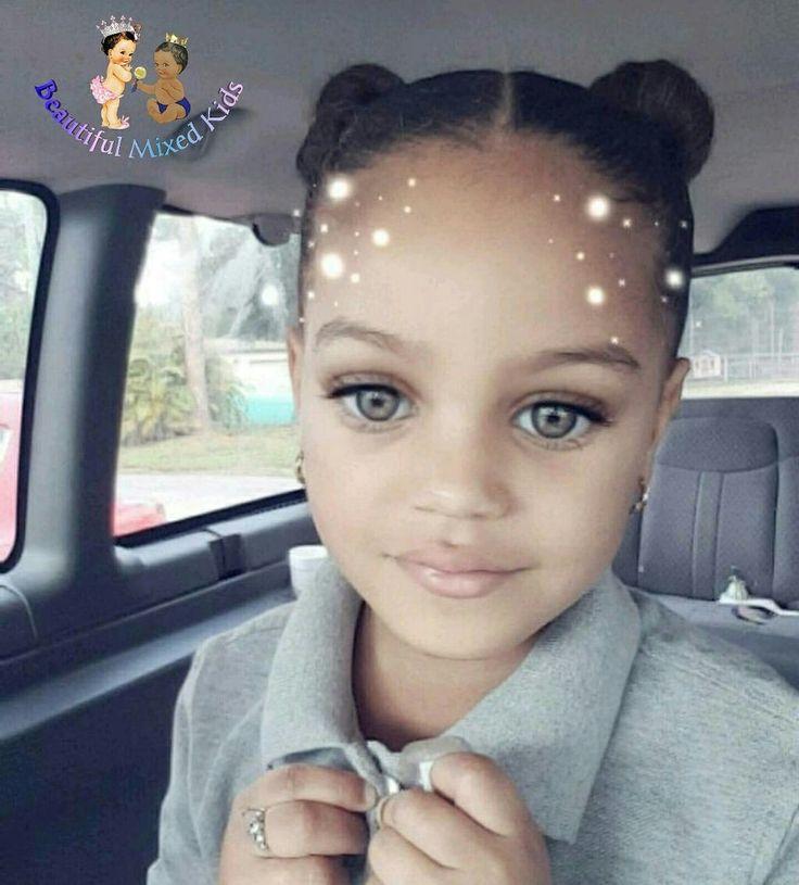 Jaiya Rene' - 4 Years • Mom: Belgian • Dad: African American ❤