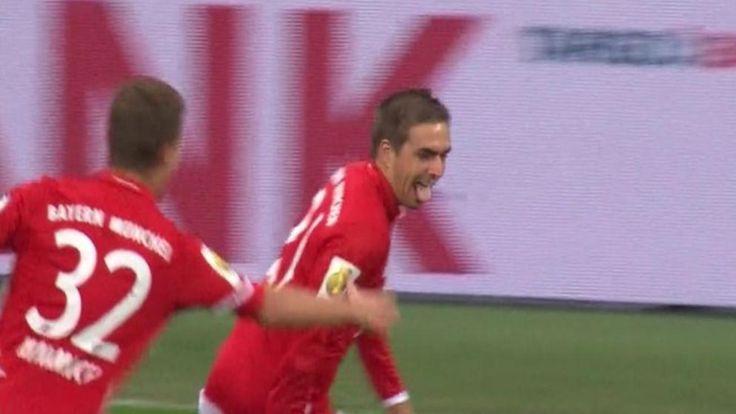 2. Runde im DFB-Pokal   Bayern schleckt Augsburg weg - Fussball - Bild.de
