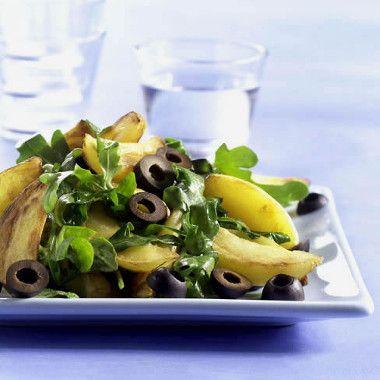 Roergebakken mediterrane aardappeltjes