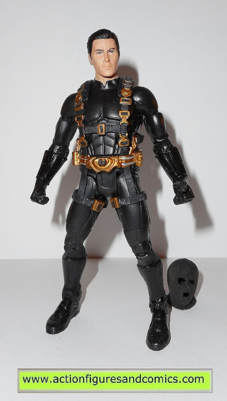 mattel toys action figures for sale to buy: DC UNIVERSE Classics / BATMAN BEGINS movie masters BATMAN bruce wayne prototype suit condition: overall excellent. displayed only figure size: 6 inch ------