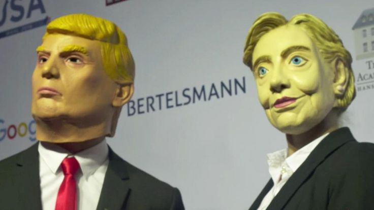 """Spannung bis zum Morgengrauen: 700 Prominente besuchen US-Wahlparty von n-tv, CNN und """"Stern"""""""