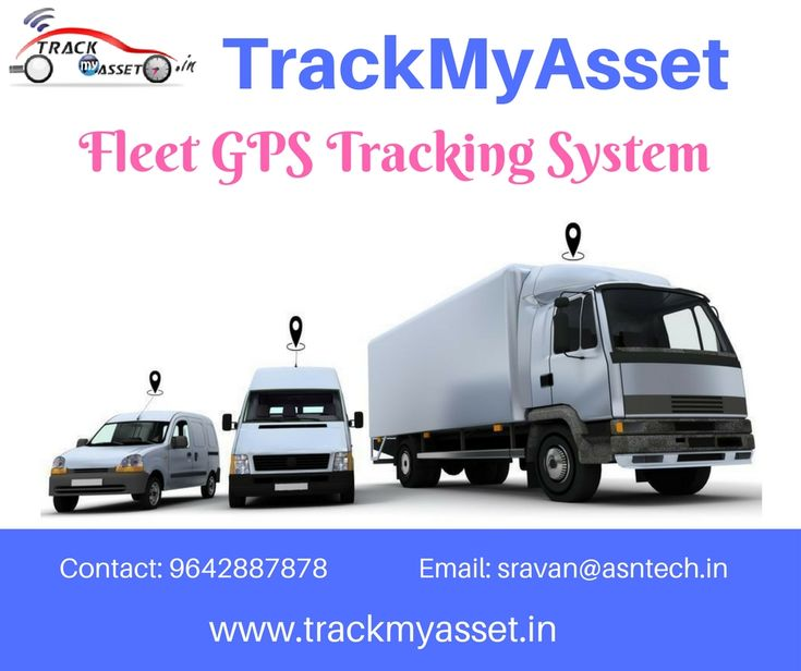 Looking for a better way to manage your Fleet?? We make it easy...  TrackMyAsset providing GPS Tracking System for Fleet Vehicles With our Fleet GPS Tracking System Fleet Owners/Managers can manage all their Fleet Vehicles at Any Time Anywhere  Features of TMA Fleet GPS Tracking System:  Real-time Live Tracking of Vehicles Historic Playback of path traversed Vehicle current position with detailed information Informative Dashboard with vehicle usage statistics and more…