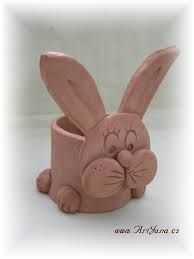 Výsledek obrázku pro keramická zvířátka velikonoce