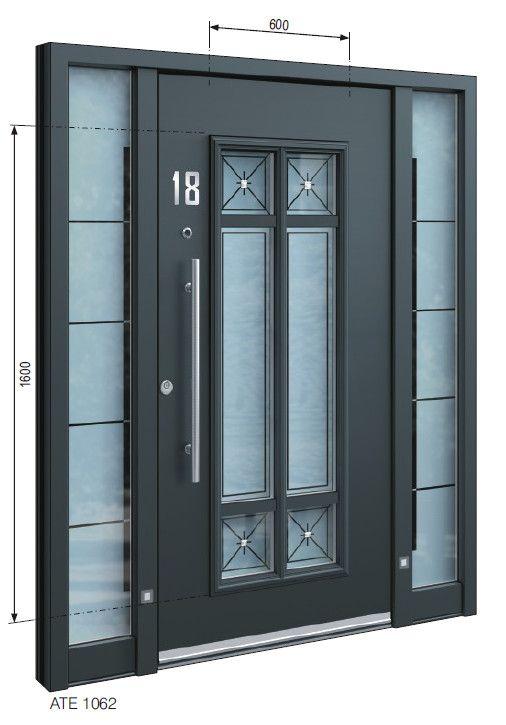 Haustüren | Traumtüren nach Maß | Inotherm ATE 1062 | 14 | Inotherm Exclusive 2013 | Aluminium Haustüren