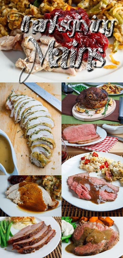 This blog is amazing, the recipes are excellent! Thanksgiving Main Course Recipes