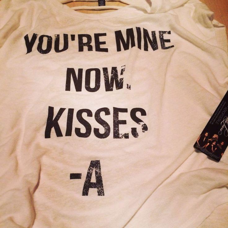 Pretty little liar clothing line from Aeropostale #PLL