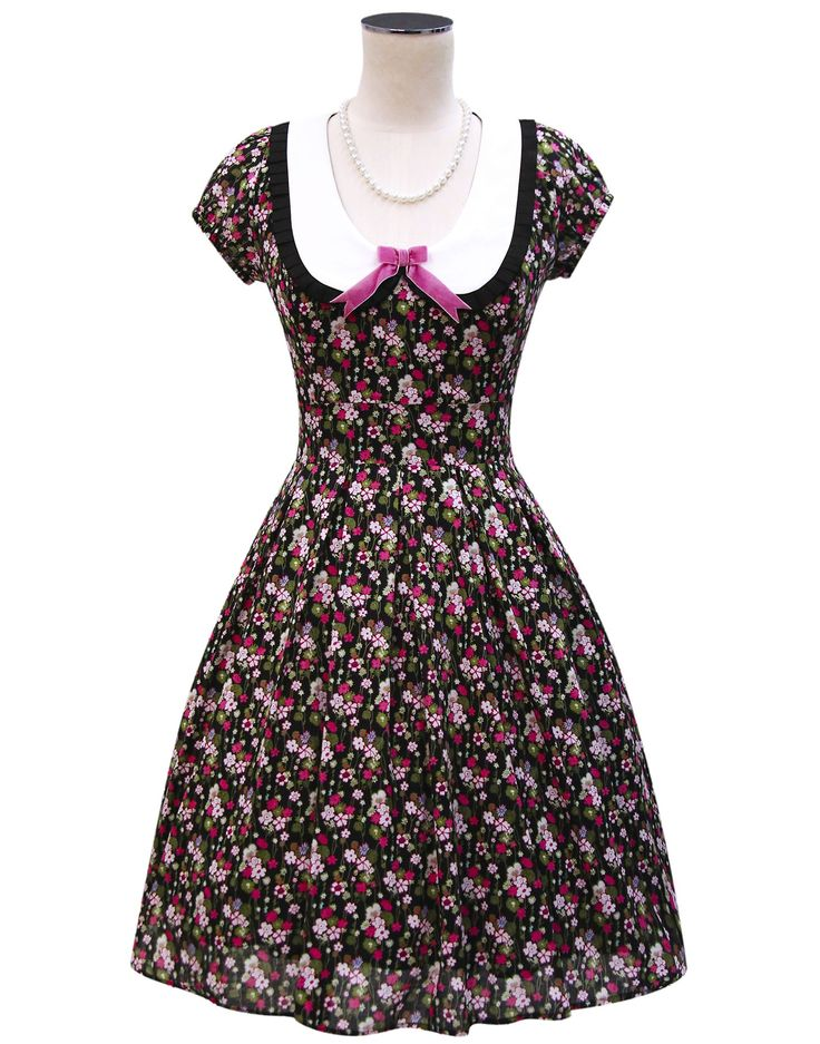 Serendipity Collar Dress
