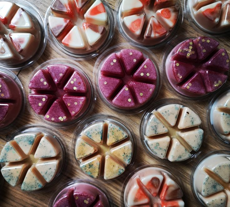 Boozy wax melts wax melts luxury candles scented candles