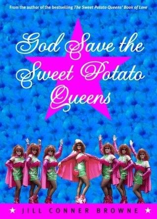 """God Save the Sweet Potato Queens"" by Jill Conner Browne This book had me literally laughing out loud. Amazing ending full of good advice and motivation to actually ""live"" life  Finished 28 April 2013"