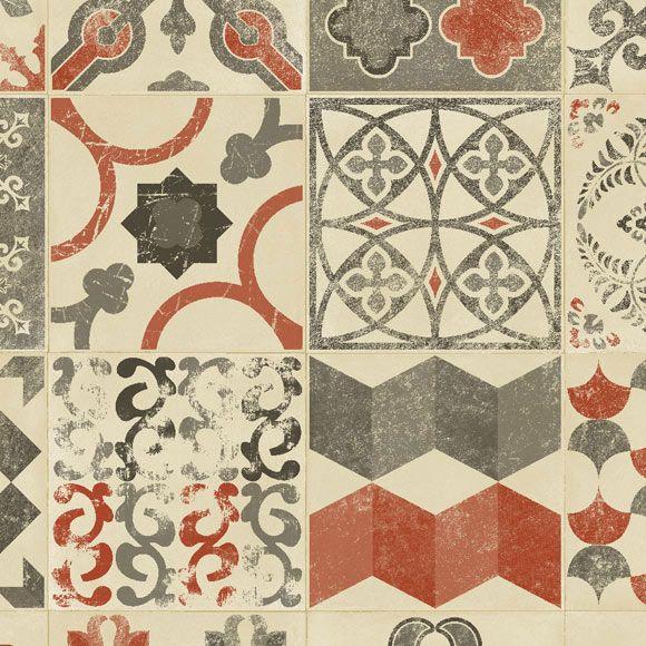 17 mejores ideas sobre suelos de cer mica en pinterest for Suelo vinilico mosaico