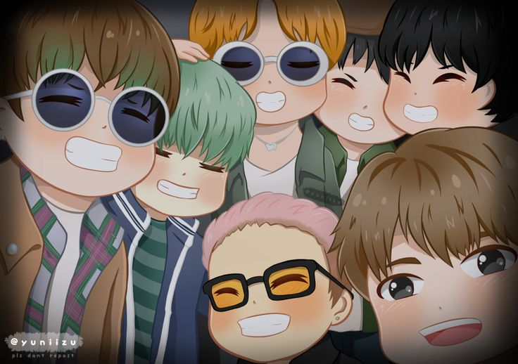 BTS fanart commish info: Chibi Commish Info (points and paypal) -open-