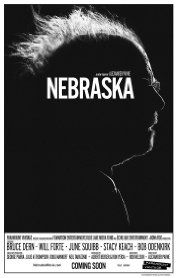 Nebraska (2013)  Rated by me : 4/5 Took me awhile to warm to this film but by the end I was in love.
